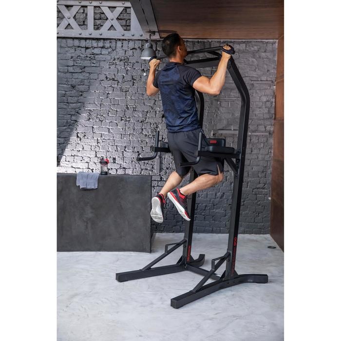 Chaise romaine de musculation Training Station 900