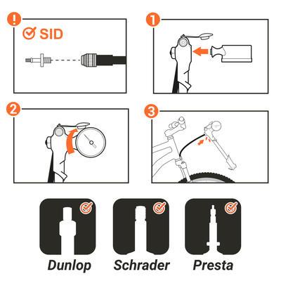 Fork / Shock Absorber Pump