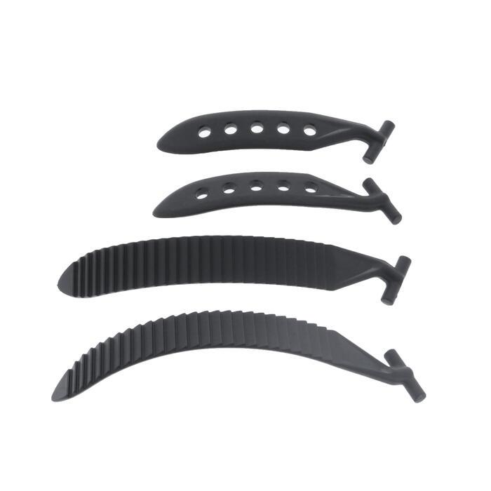 Kit complet d'attache de strap avant pour fixations de snowboard wed'ze