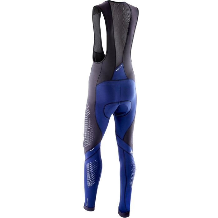Lange mountainbikebroek XC blauw