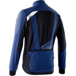MTB-Jacke XC Herren blau