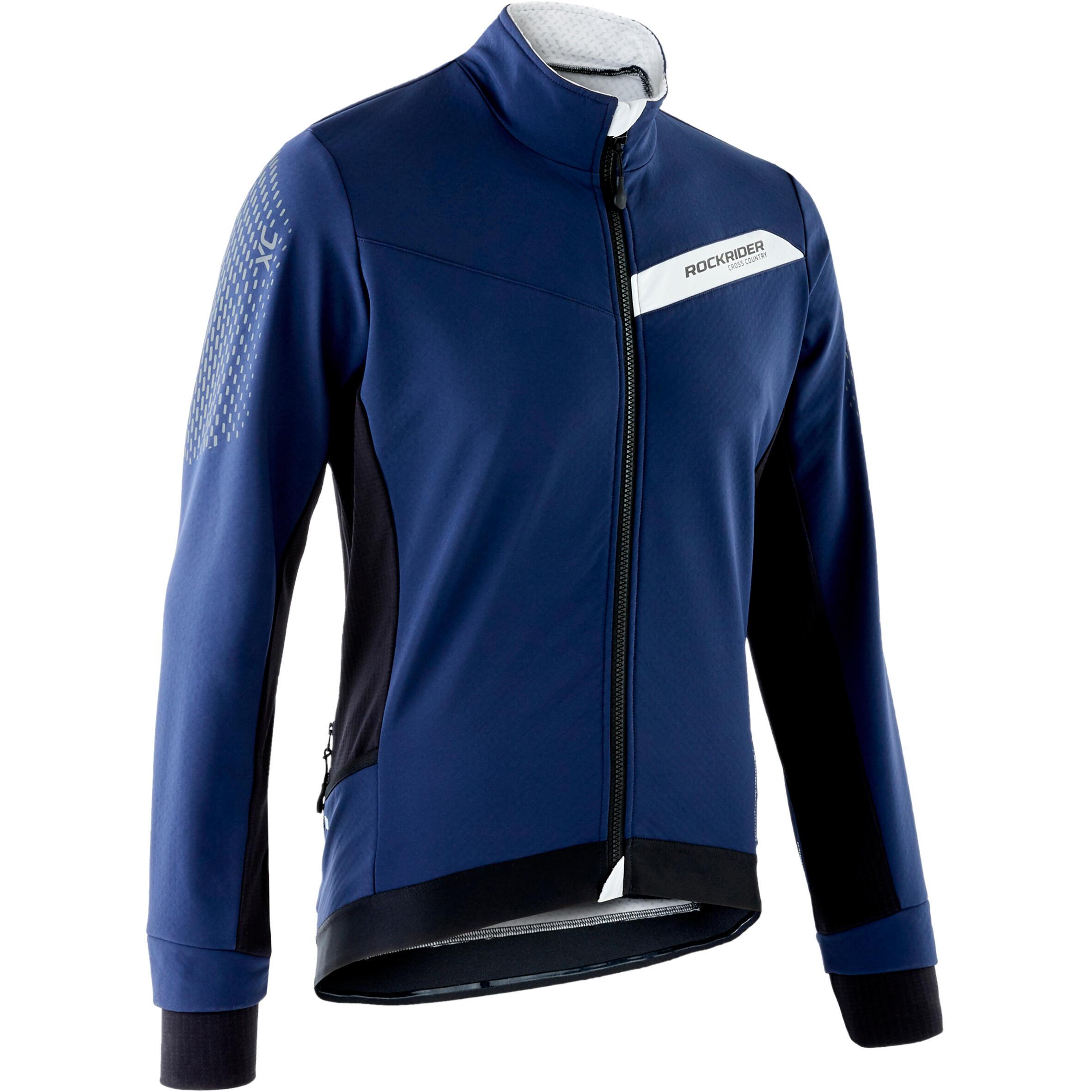 Fahrradjacke MTB XC Slim Fit   Sportbekleidung > Sportjacken > Fahrradjacken   Rockrider