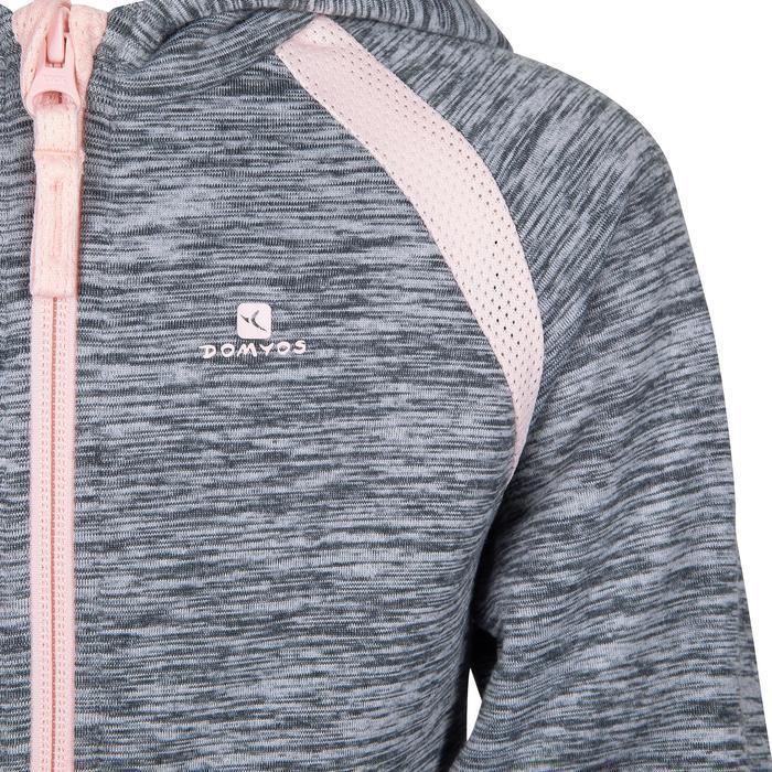 嬰幼兒體能活動外套S500 - 灰色/粉色