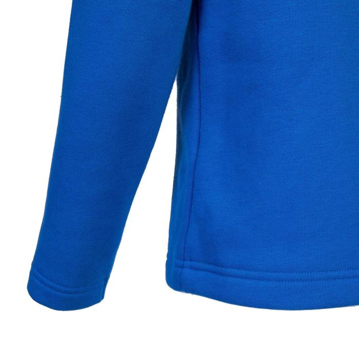 100 Baby Gym Sweatshirt - Blue