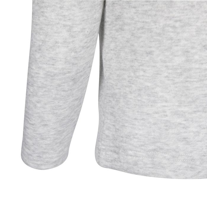 100 Baby Gym Sweatshirt - Lion Grey