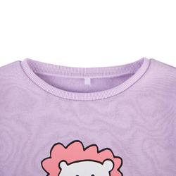 100 Baby Gym Sweatshirt - Purple