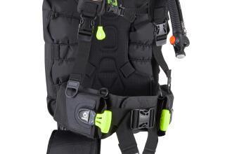 GAV/jacket SUBEA 540 Dorsale PE19 AH19