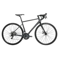 700C RC 500 Aluminium Road Bike - Black