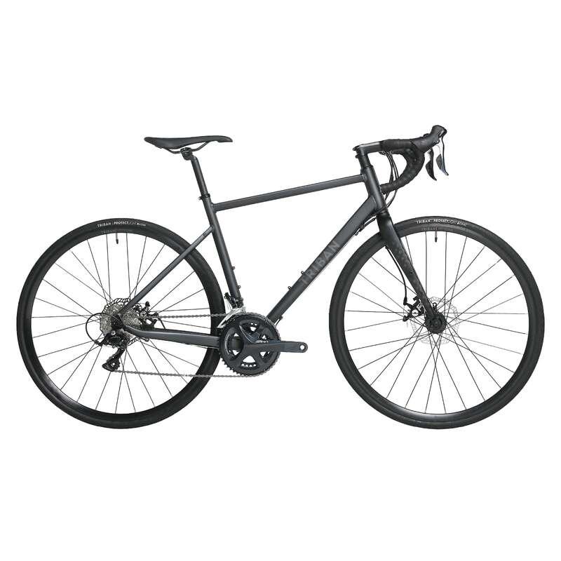 Шоссейные велосипеды CYCLING Велоспорт - ШОССЕЙНЫЙ ВЕЛОСИПЕД RC 500 TRIBAN - Семьи и категории