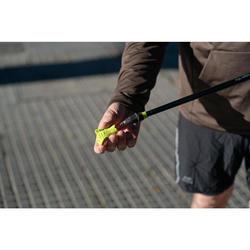 Conteras bastón marcha nórdica NW PAD500 amarillas