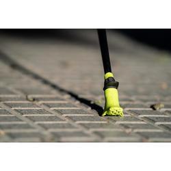 Doppen voor nordic walking stokken NW PAD500 geel