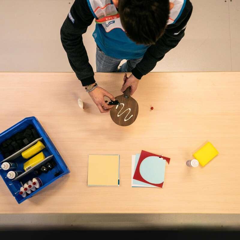 ACADEMIC BLADES & RUBBERS Table Tennis - Custom Rubber PONGORI - Table Tennis Accessories