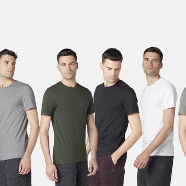 tshirt homme coupe slim