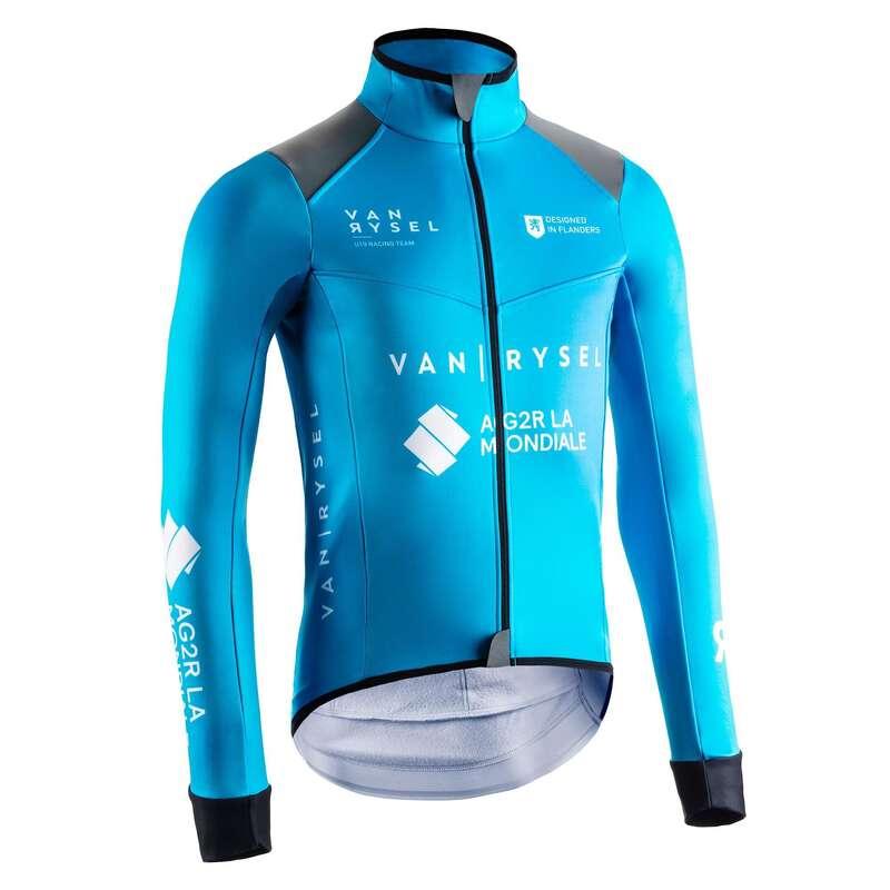 MEN COLD WEATHER ROAD RACING APPAREL Cycling - U19 900 Winter Road Jacket VAN RYSEL - Cycling