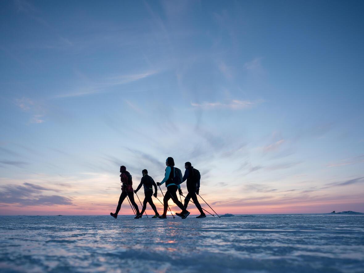 marche nordique decouverte