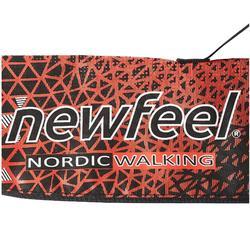 Tas voor nordic walking stokken NW B500 rood