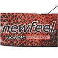 NAUTICAL Nordic walking - OBAL NA HOLE NW POLE BAG NEWFEEL - Hole a doplňky na nordic walking