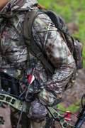 HUNTING WOMEN CLOTHING Shooting and Hunting - CAMO BR 500 WATERPROOF JACKET SOLOGNAC - Hunting and Shooting Clothing