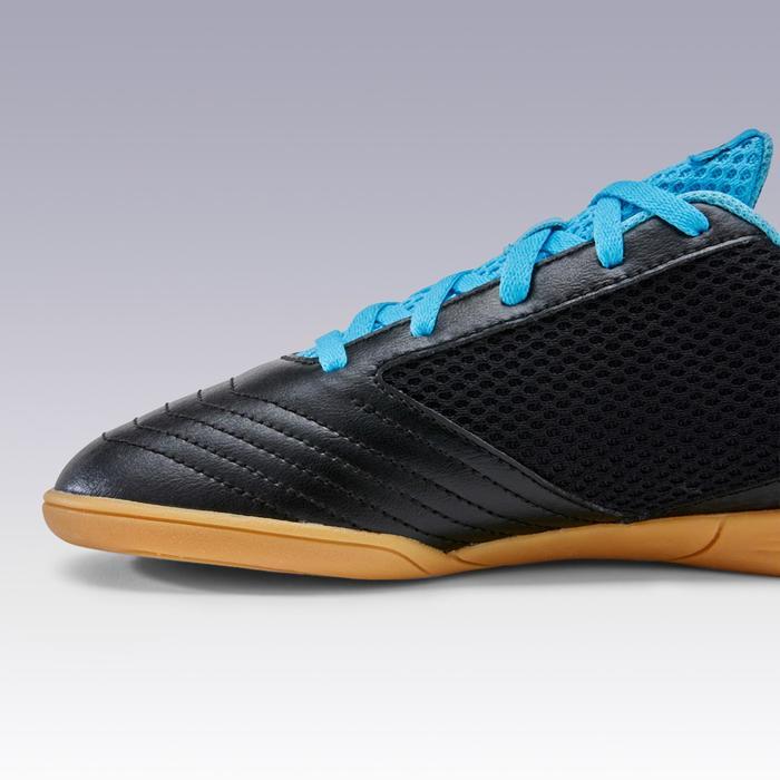 Hallenschuhe Futsal Fußball Predator schwarz/blau