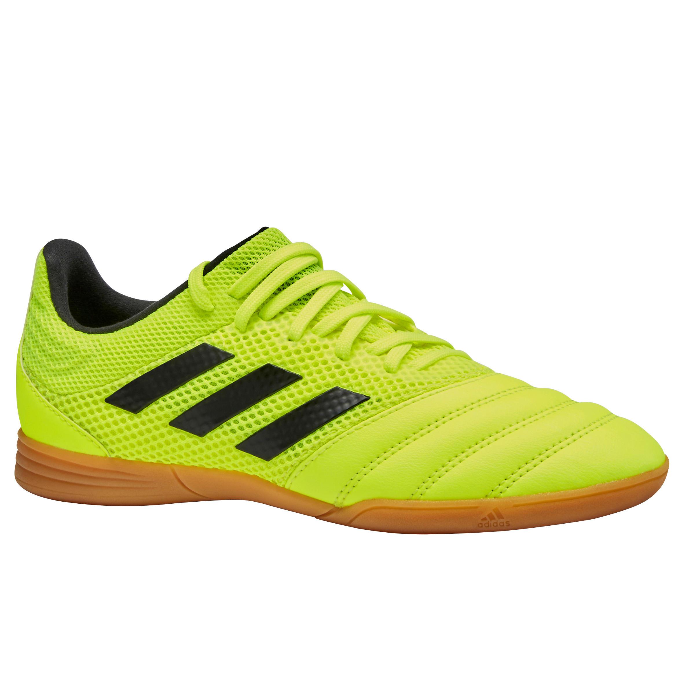 buying cheap order excellent quality Chaussures de Futsal COPA enfant Jaune et Noir