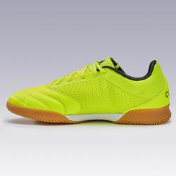Zaalvoetbalschoenen Copa geel/zwart