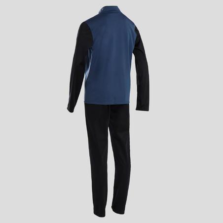 Хлопчачий спортивний костюм S500, теплий - Сірий