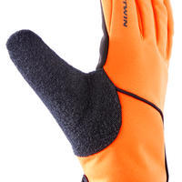 RC 500 Thermal Cycling Gloves - Orange