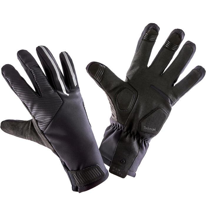 Wielrenhandschoenen RR900 winter zwart