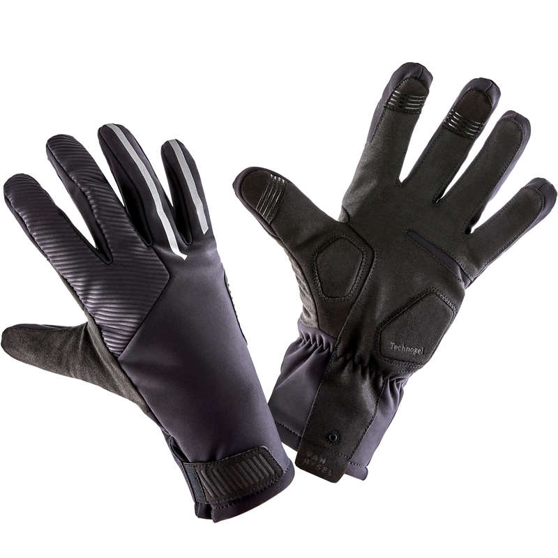 COLD WEATHER ROAD CYCLING GLOVES Cycling - 900 Winter Cycling Gloves TRIBAN - Clothing