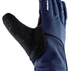 Wielrenhandschoenen RR500 winter blauw