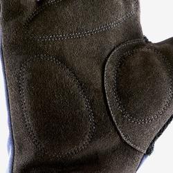 Fietshandschoenen 500 winter blauw