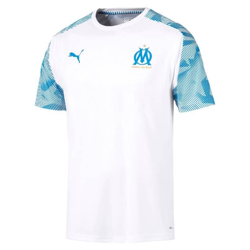 OLYMPIQUE MARSEILLE Fotbal - FOTBALOVÝ DRES OM PUMA - Fotbalové oblečení