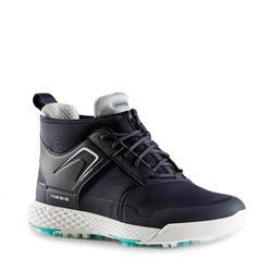 Chaussures de golf GRIP WINTER Femme bleu marine