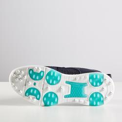 Golfschoenen voor dames Grip Winter marineblauw