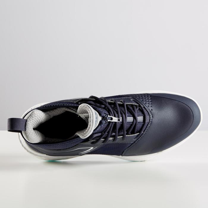Golf Winterstiefel Damen marineblau