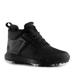 Golfschoenen Inesis Grip heren winter zwart
