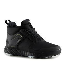 Zapatos Golf Inesis Grip Hombre Negro Invierno