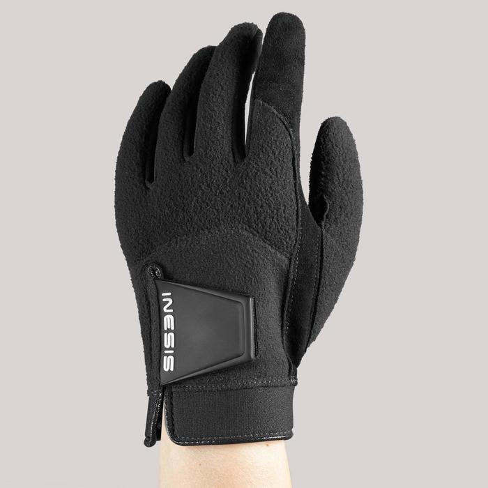 Winterhandschoenen voor golf heren zwart