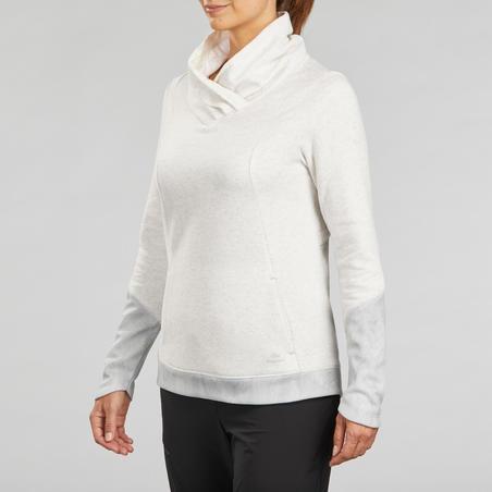 Suéter de senderismo | NH500 Mujer