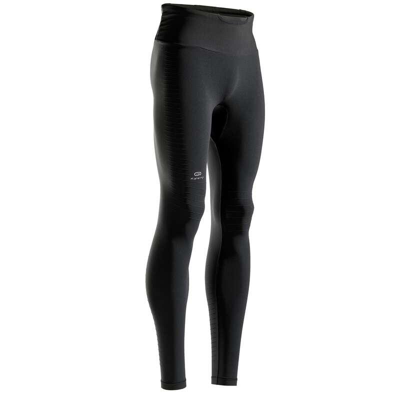 MAN WARM/MILD WEATHER RUNNING CLOTHES Clothing - TIGHTS KIPRUN LIGHT KIPRUN - Bottoms
