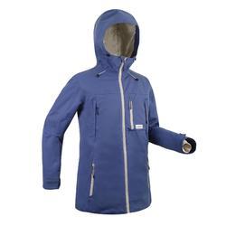 女款外套SNB JKT 500藍色