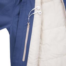 女款外套SNB JKT 500 - 藍色
