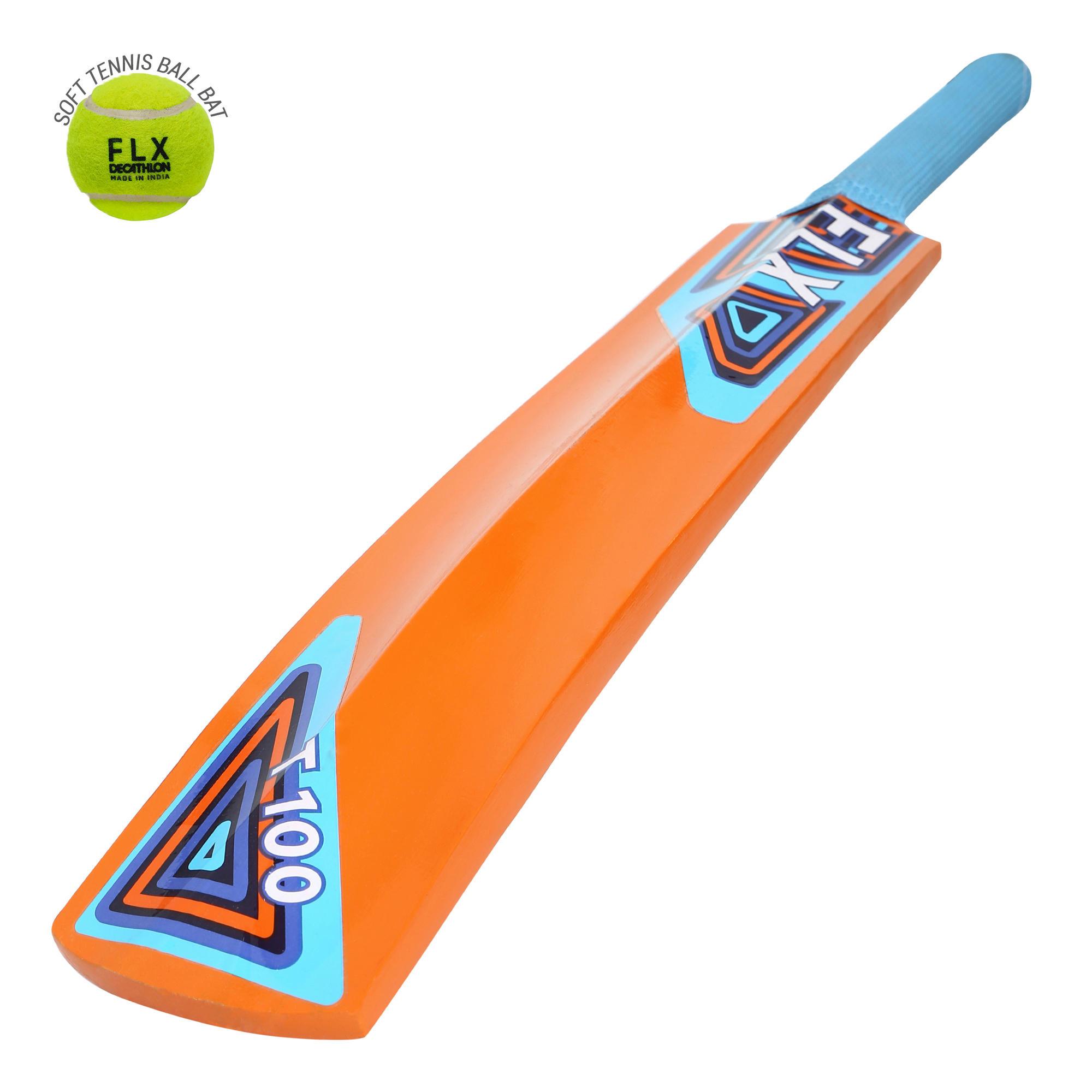 Junior Cricket Bat Kashmir Willow in Size No.2