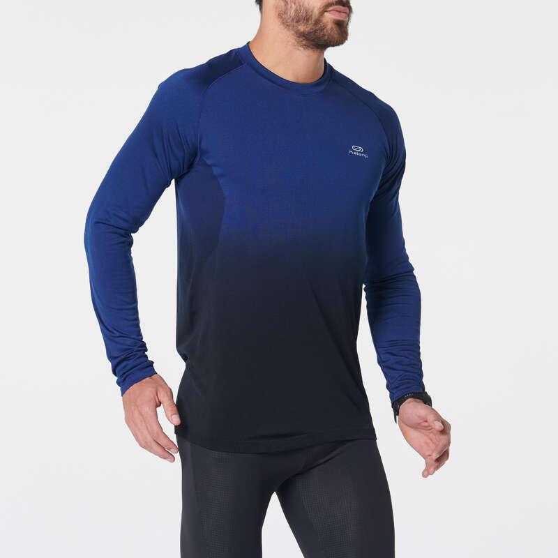 ERKEK YOL KOŞUSU GİYİM Koşu - KIPRUN CARE UZUN KOLLU TİŞÖRT KIPRUN - Erkek Koşu Kıyafetleri