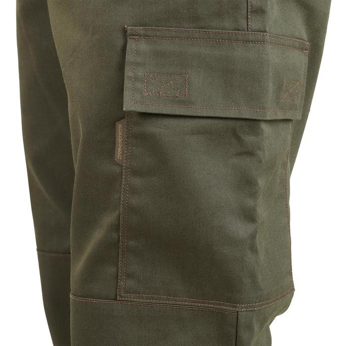 Jagersbroek Steppe 300 Limited Edition groen