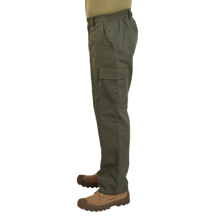Jagdhose Steppe 300 Limitierte Edition grün