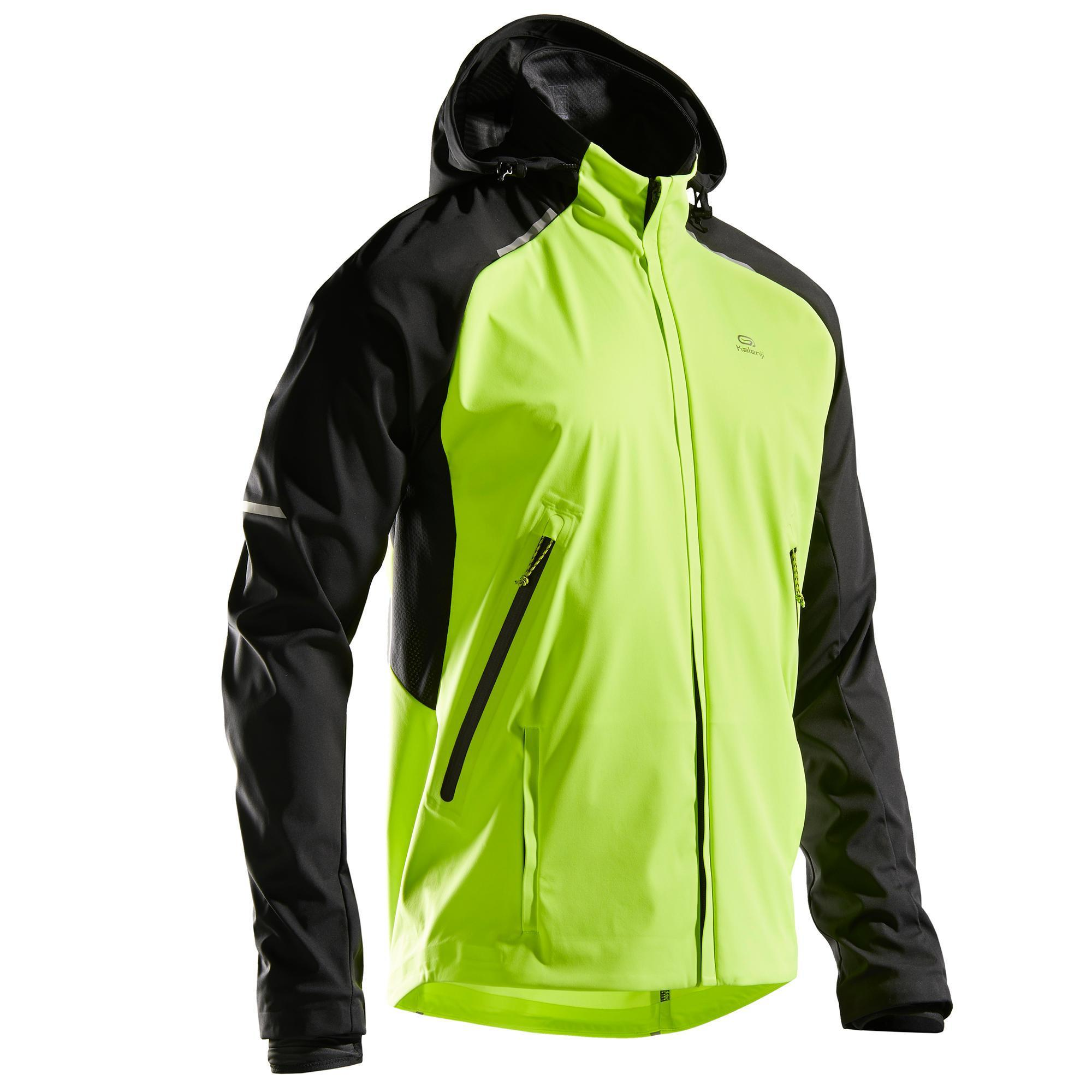 Laufjacke wasserabweisend winddicht Winter Kiprun Warm Regul Herren   Sportbekleidung > Sportjacken > Laufjacken   Kiprun