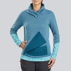 Women's nature walking Pullover - NH500