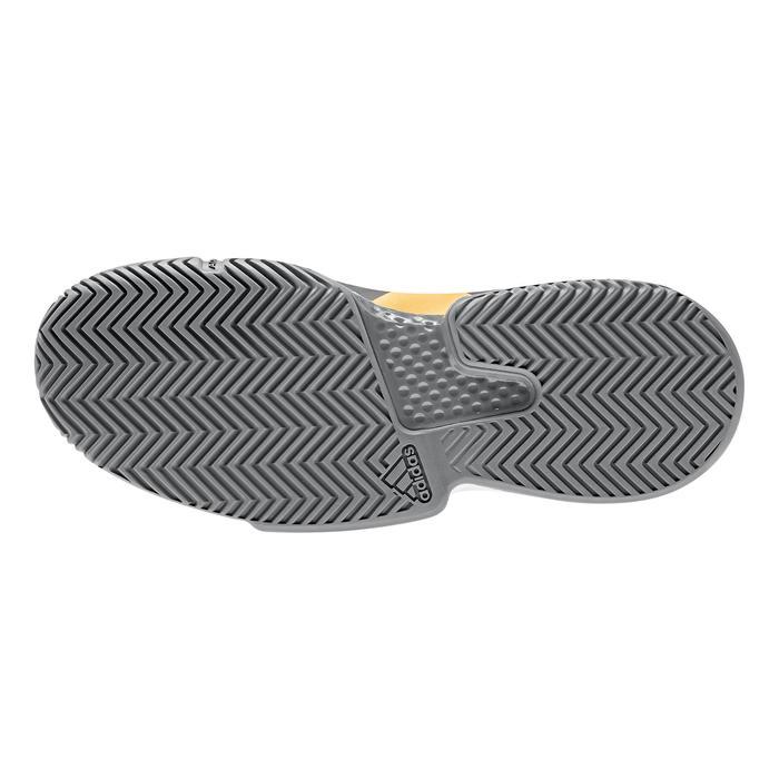 Tennisschoenen heren SoleMatch Multi grijs oranje