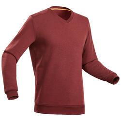 Camisola de caminhada - NH150 - Homem Bordeaux